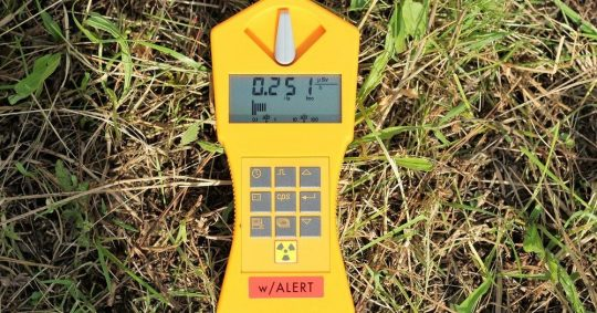 Få hjælp til måling af radon i hjemmet