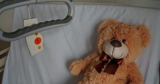 Nyt børnehospital skal fremme livskvalitet og læring blandt syge børn